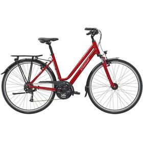 Vélo de trekking Diamant Ubari - Pour femmes - Rouge métallisé